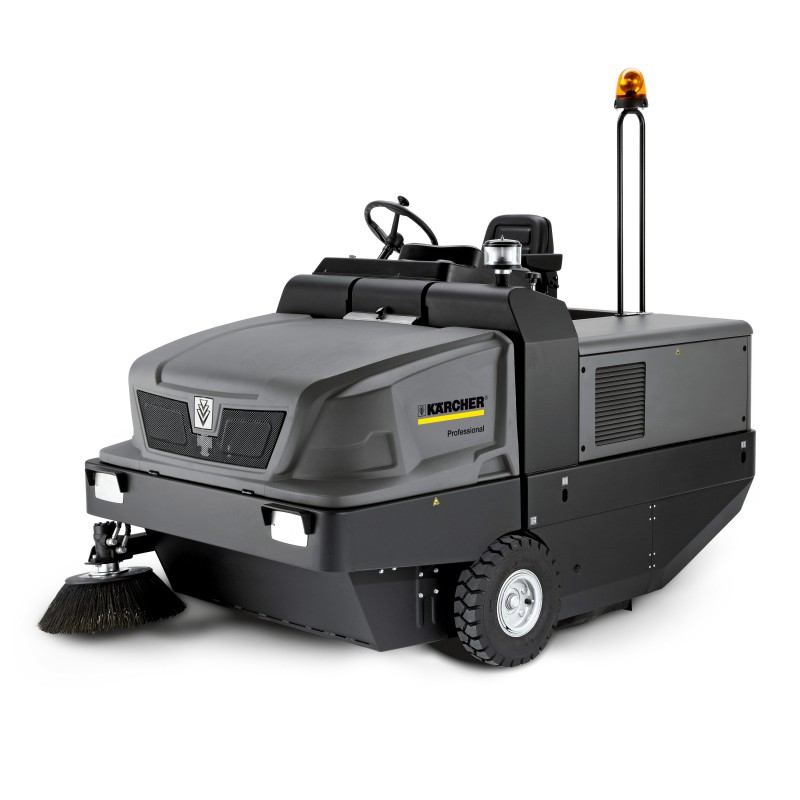 Подметальная машина Karcher KM 150/500 R Bp