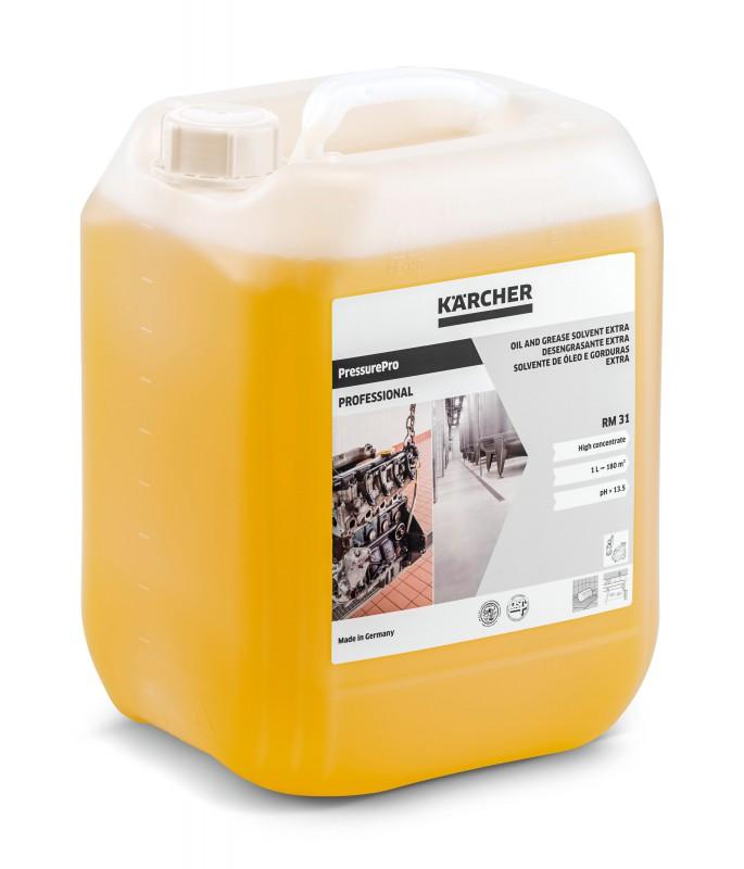 Концентрат средства EXTRA RM 31 ASF, 10 л, Karcher | 6.295-068.0 - Средства для мойки высоким давлением - Каталог товаров - Интернет-магазин Керхер