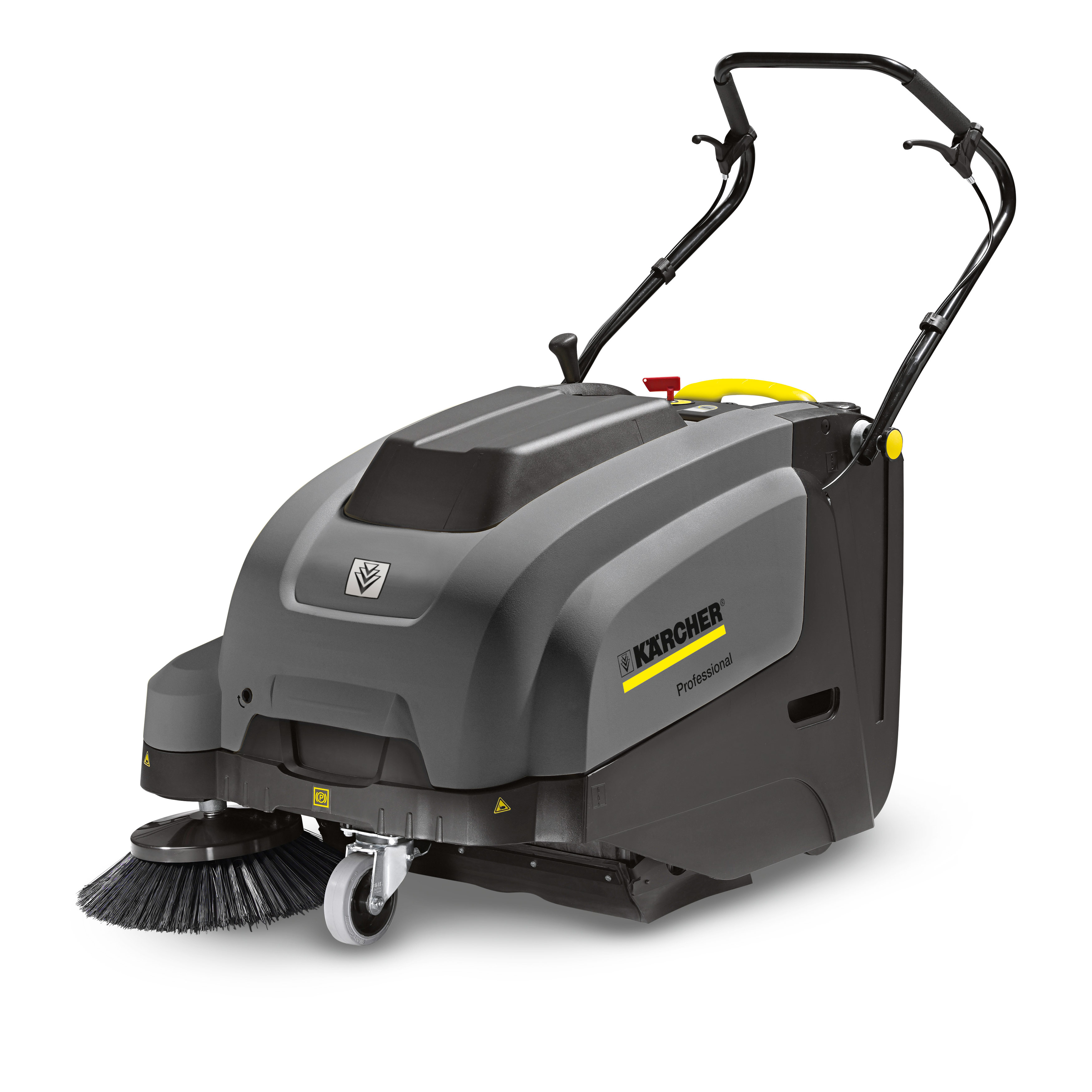 Подметальная машина Karcher KM 75/40 W Bp Pack Antracite