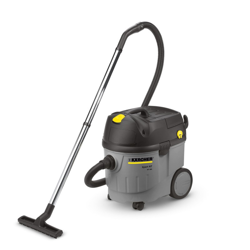 Пылесос сухой и влажной уборки Karcher Xpert NT 360 Eco Antracite