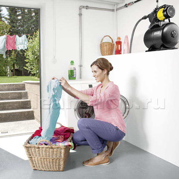 Станция водоснабжения Karcher BP 5 Home