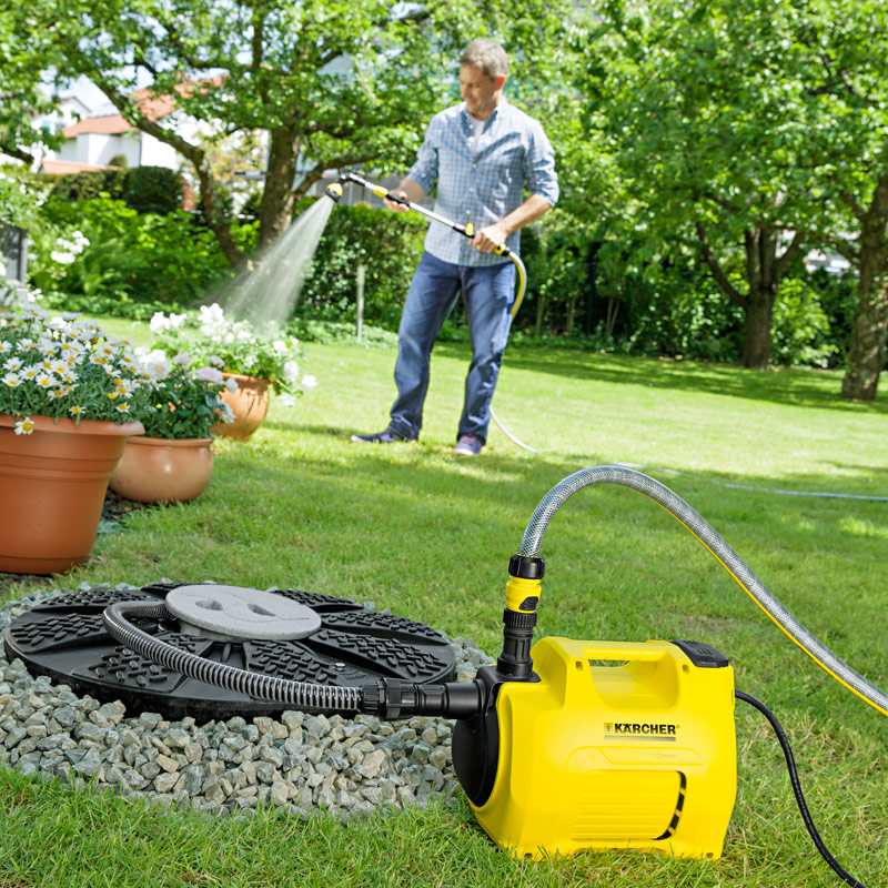Садовый насос Karcher BP 2 Garden Set Plus