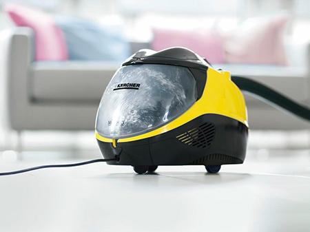 Паропылесос Karcher SV 7 Yellow
