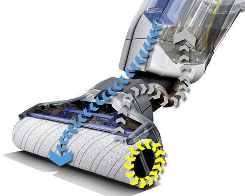 Автоматическая очистка роликовых падов FC 5 Premium