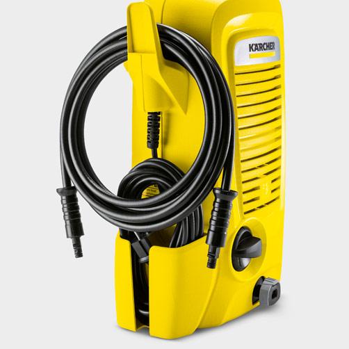 Karcher K 2 Universal - зручне зберігання шланга та кабелю