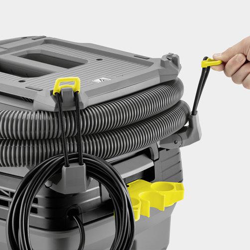 Приспособление для хранения гибкого шланга и кабеля