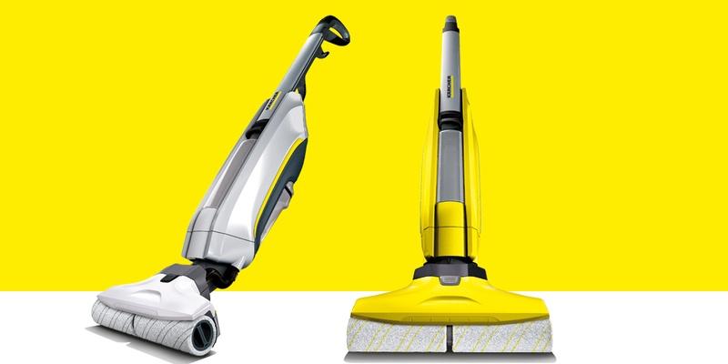 Аппарат для влажной уборки пола Karcher FC 5
