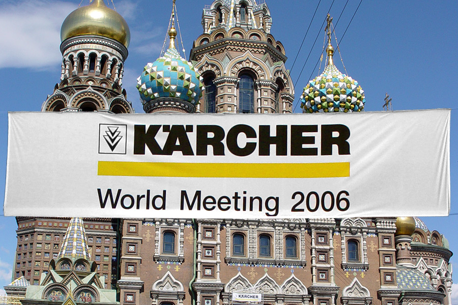 Karcher World Meeting 2006